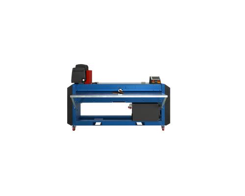 Systém egluer pro manuální lepení krabic z vnitřní a vnější strany